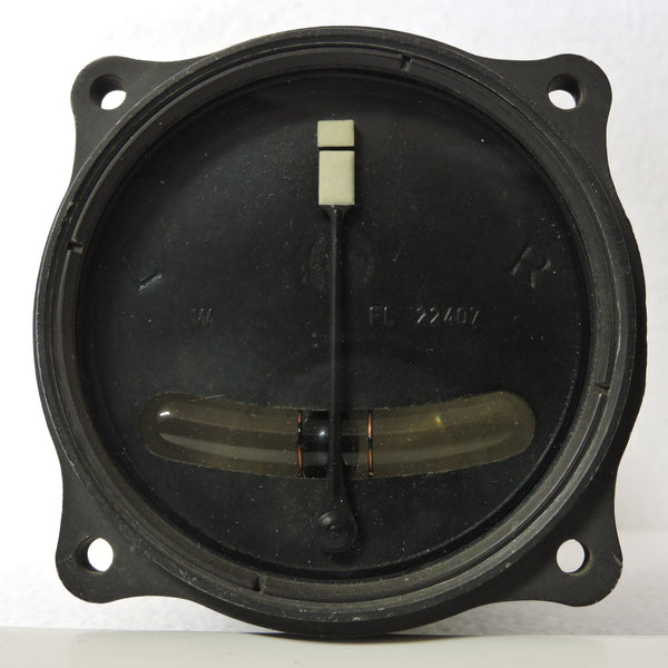 Turn and Bank Indicator, Electric, Luftwaffe FL 22407 Wendezeiger