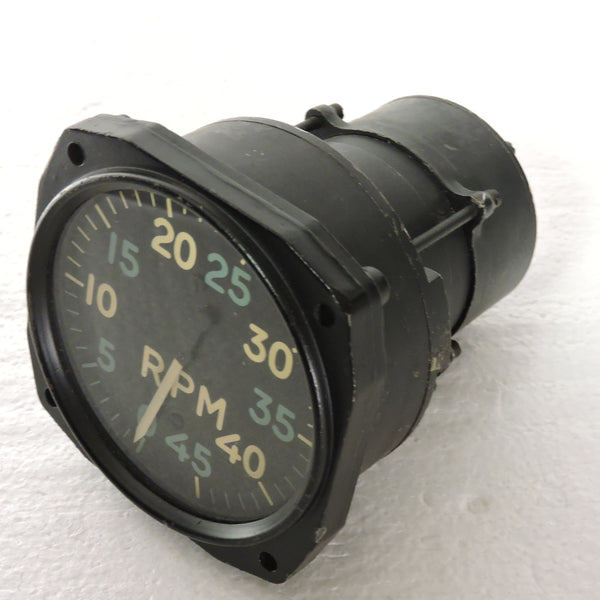 Tachometer, Type E-13, AN-5530-1, US Navy