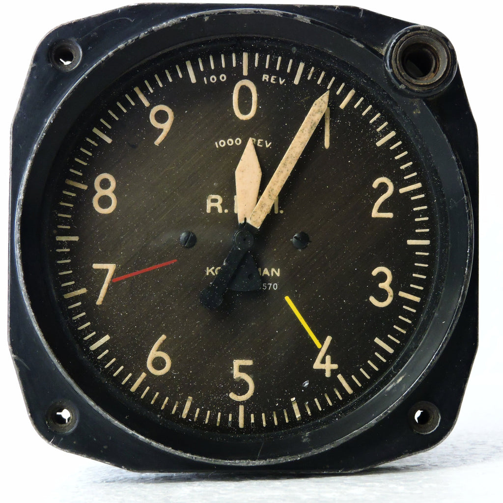 Tachometer, Electric, Kollsman 725SD-01-3570