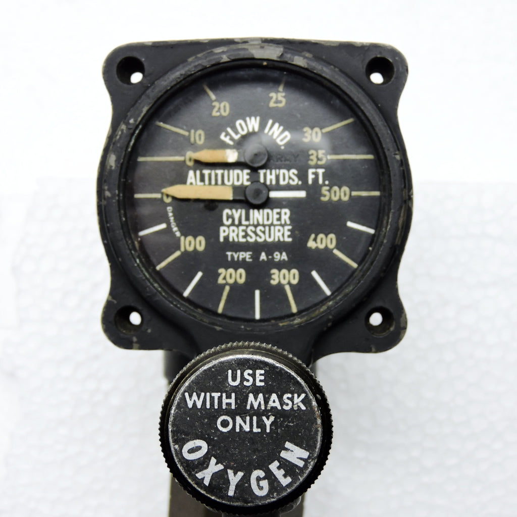 Oxygen Regulator Type A-9A