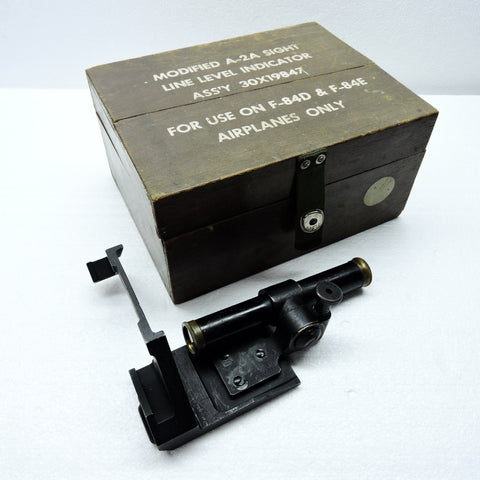 F-84 A-1B Gunsight Leveling Instrument 30X19847