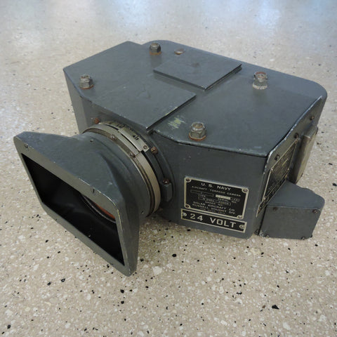 Torpedo Camera Kit, Panoramic, US Navy Type 1 for TBF/M Avenger