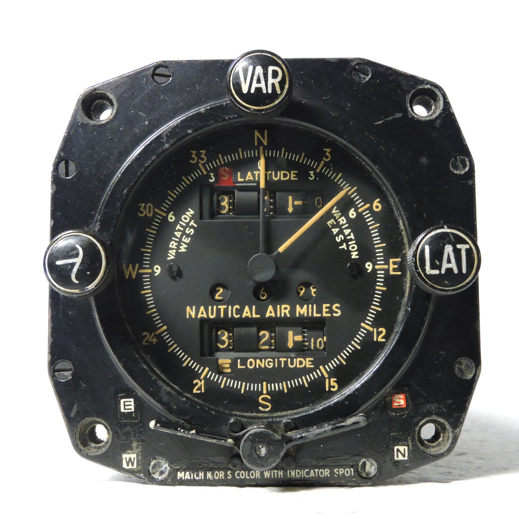 Air Position Indicator System Computer 12580-3-B & Manual T.O. 5N-3-1-31