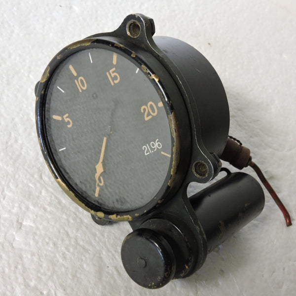 Fuel Quantity Indicator, Hydrostatic, Japanese Naval Aviation