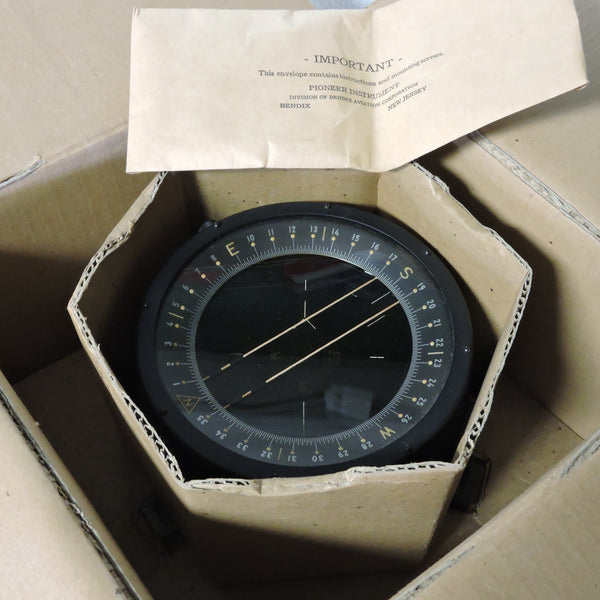 Compass, Aperiodic, US Army Air Force Type D-12 NOS