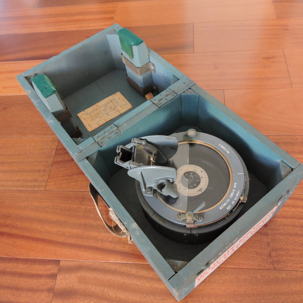 Compass, Type O.2.A., Ref 6A/892, with Azimuth Circle Ref 6A/890 with Original Case