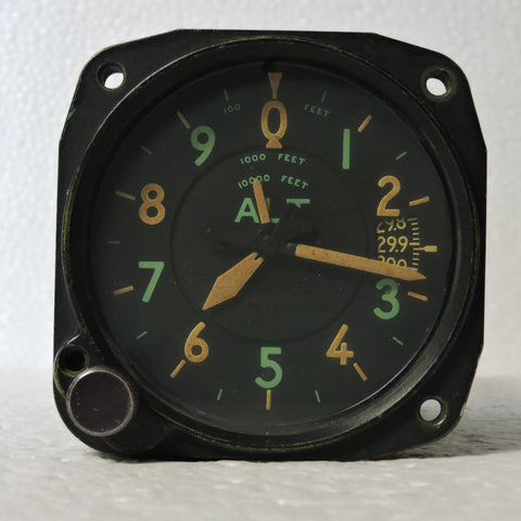 Altimeter, Sensitive AN-5760-T2A USAF 1949