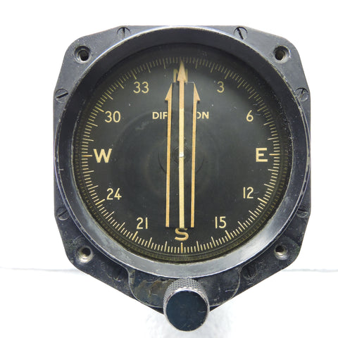 Compass, Direct Reading Magnetic, 45 deg Angle, US Navy Mark X