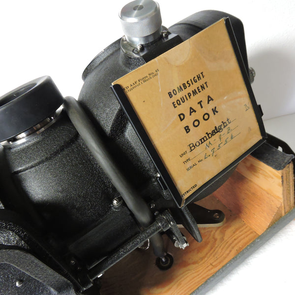 Norden Bombsight Sight Head Type M9B