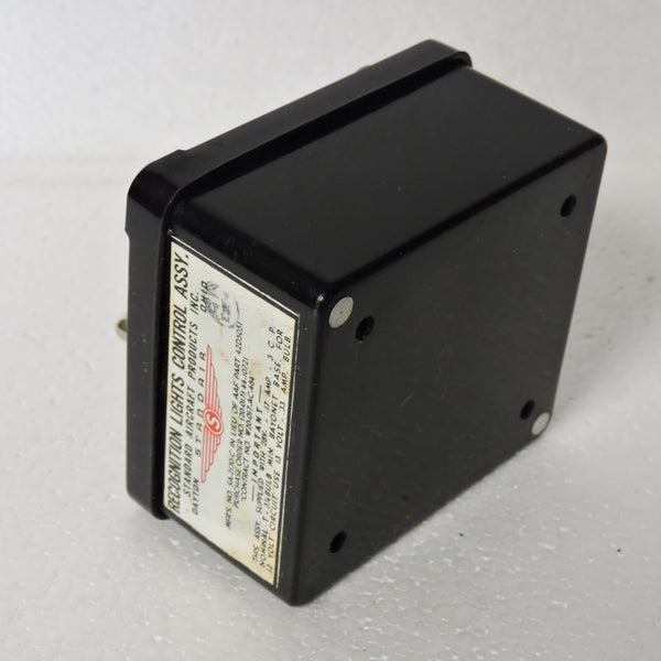 Recognition Light Control Assembly WW2-era SA2130C AAF 42D5051