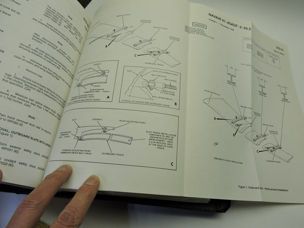 A-6E Intruder TRAM and KA-6D Technical Manual Flight Control Systems 1991
