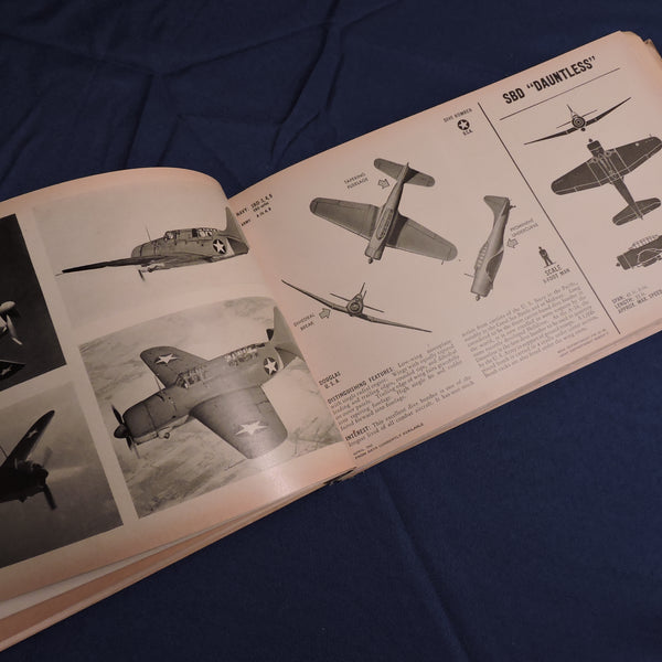 Aircraft Recognition Manual FM30-30 War Department 1943