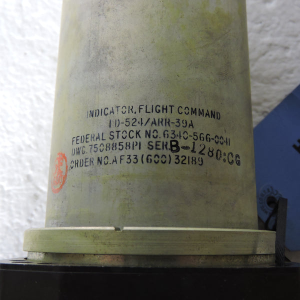 Flight Command Indicator ID-524/ARR-39A for SAGE System
