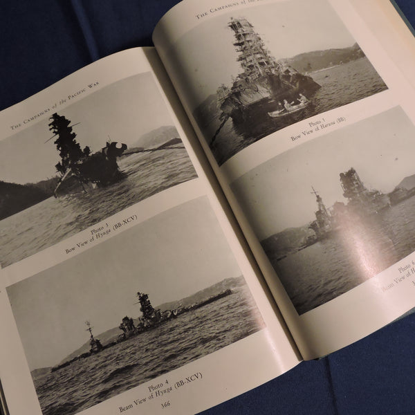 Campaigns of the Pacific War, US Strategic Bombing Survey