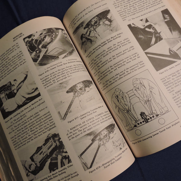 B-29 Superfortress Erection and Maintenance Manual, USAAF 1945