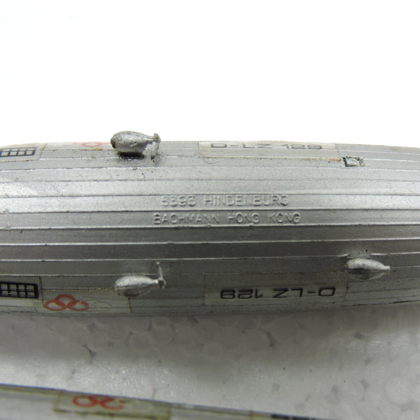 Hindenburg Zeppelin Models, Bachmann Mini-Plane