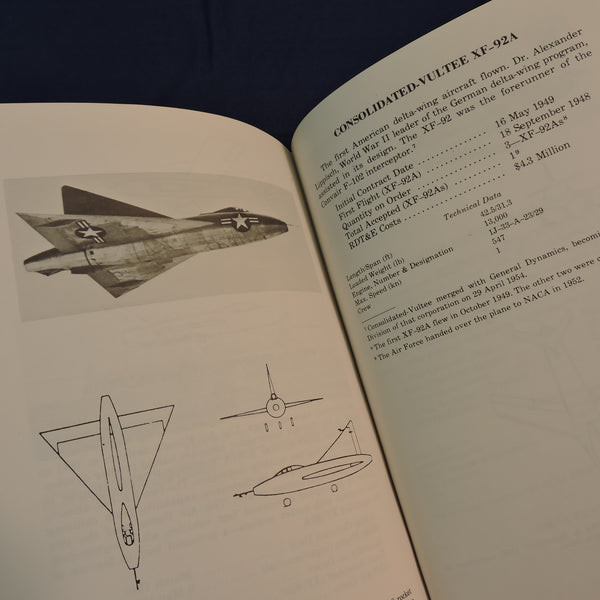 Encyclopedia of US Air Force Aircraft and Missile Systems, Vol I Post WWII Fighters
