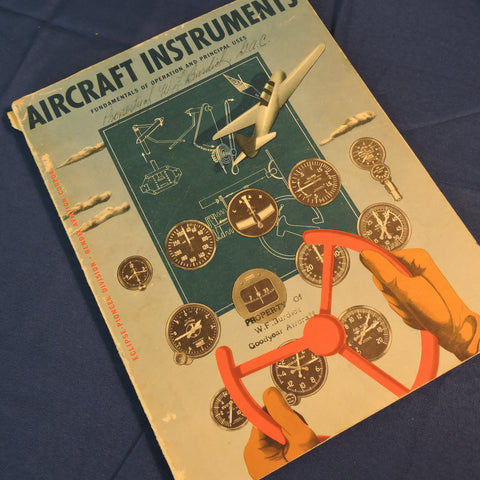 Aircraft Instruments Fundamental of Operation and Principal Uses 1943