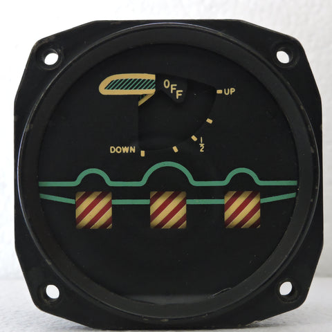 Wheel and Flap Position Indicator, AN5780-T3, 8DJ26AAA