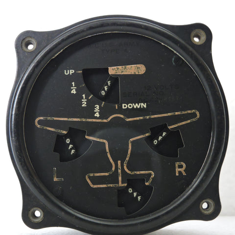 Wheel and Flap Position Indicator, Type A-2