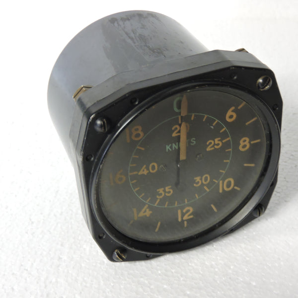 Airspeed Indicator, 430 Knots, US Navy