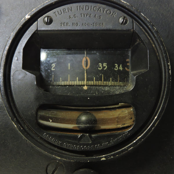 Directional Gyro / Turn Indicator Type A-5