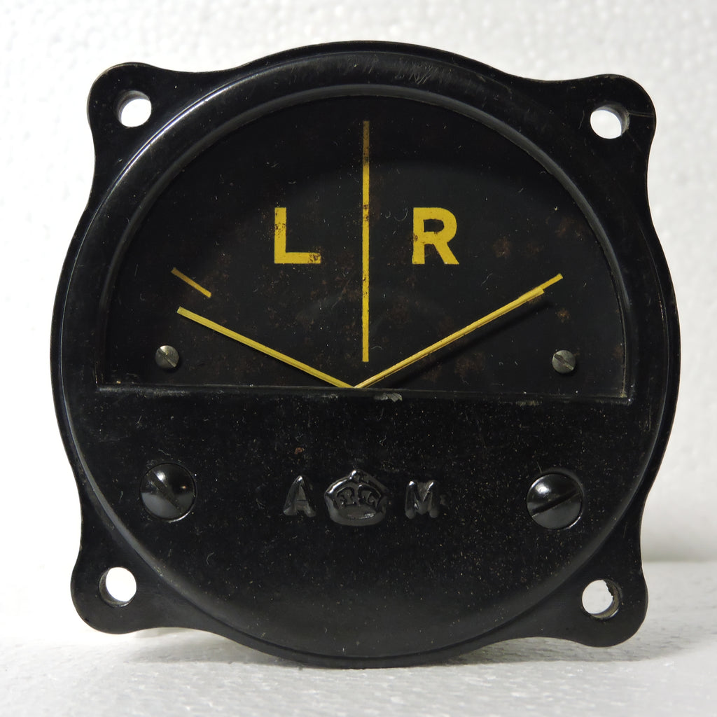 Direction Finding DF Indicator of R.1155 Nav-Com System