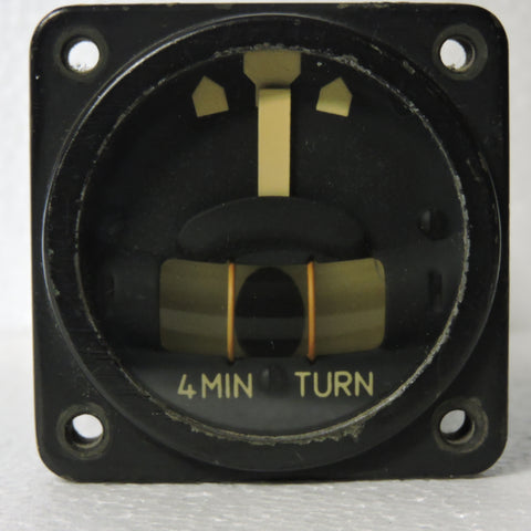 Turn and Bank Indicator, 4 Minute Turn, 2.5 inch, PN A1050