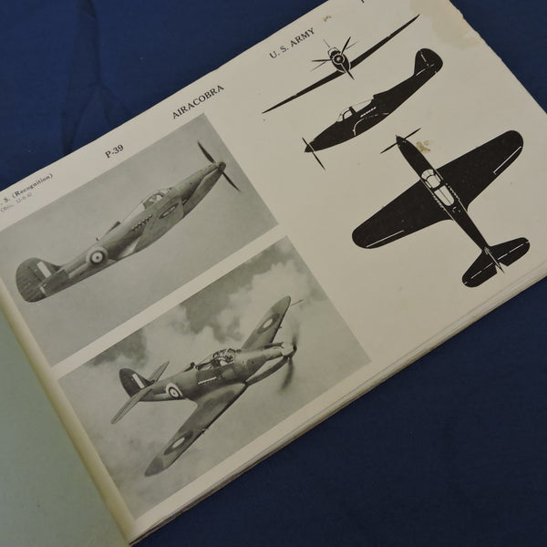 Pictorial Manual, Aircraft and Surface Craft, US Naval Training Service 1942