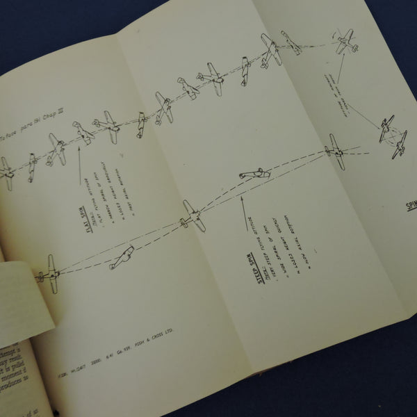 RAF Flying Training Manual, Part 1-Landplanes, 1940
