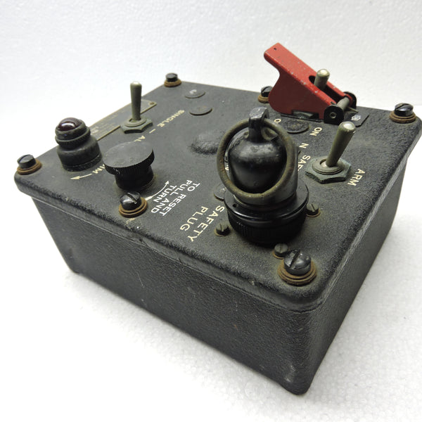Rocket Firing Distribution Controller Mk 3, US, Navy F4U (#2 of 3)