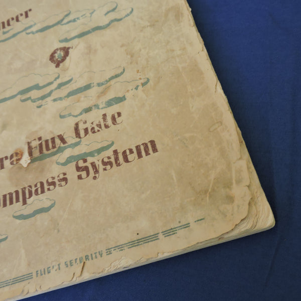 Gyro Flux Gate Compass System Operations and Service Instructions 1944