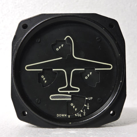 Wheel and Flap Position Indicator, AN-5780-2