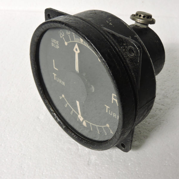 Turn and Slip Indicator, Mk IA, 6A/675, RAF 1944