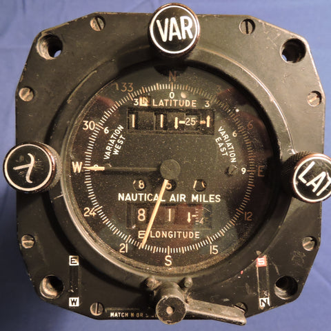 Air Position Indicator System Computer 12580-1-B