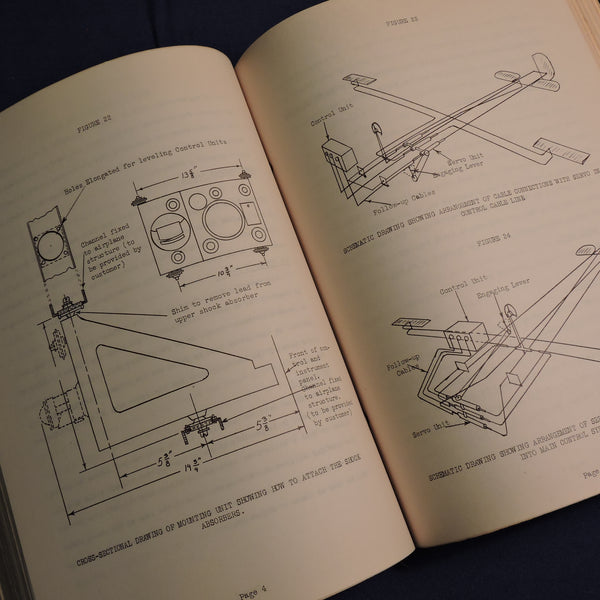 Aircraft Instruments and Their Maintenance Course Book, 1941