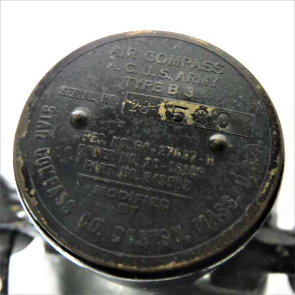 Compass, Type B-3, Pre-WWII, Air Corps US Army