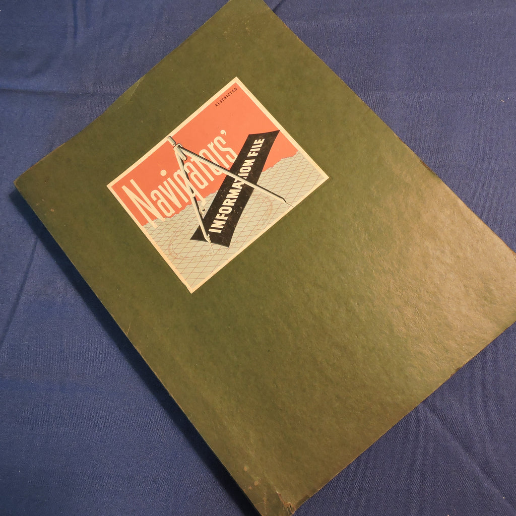 Navigators Information File, WWII