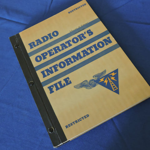 Radio Operator's Information File