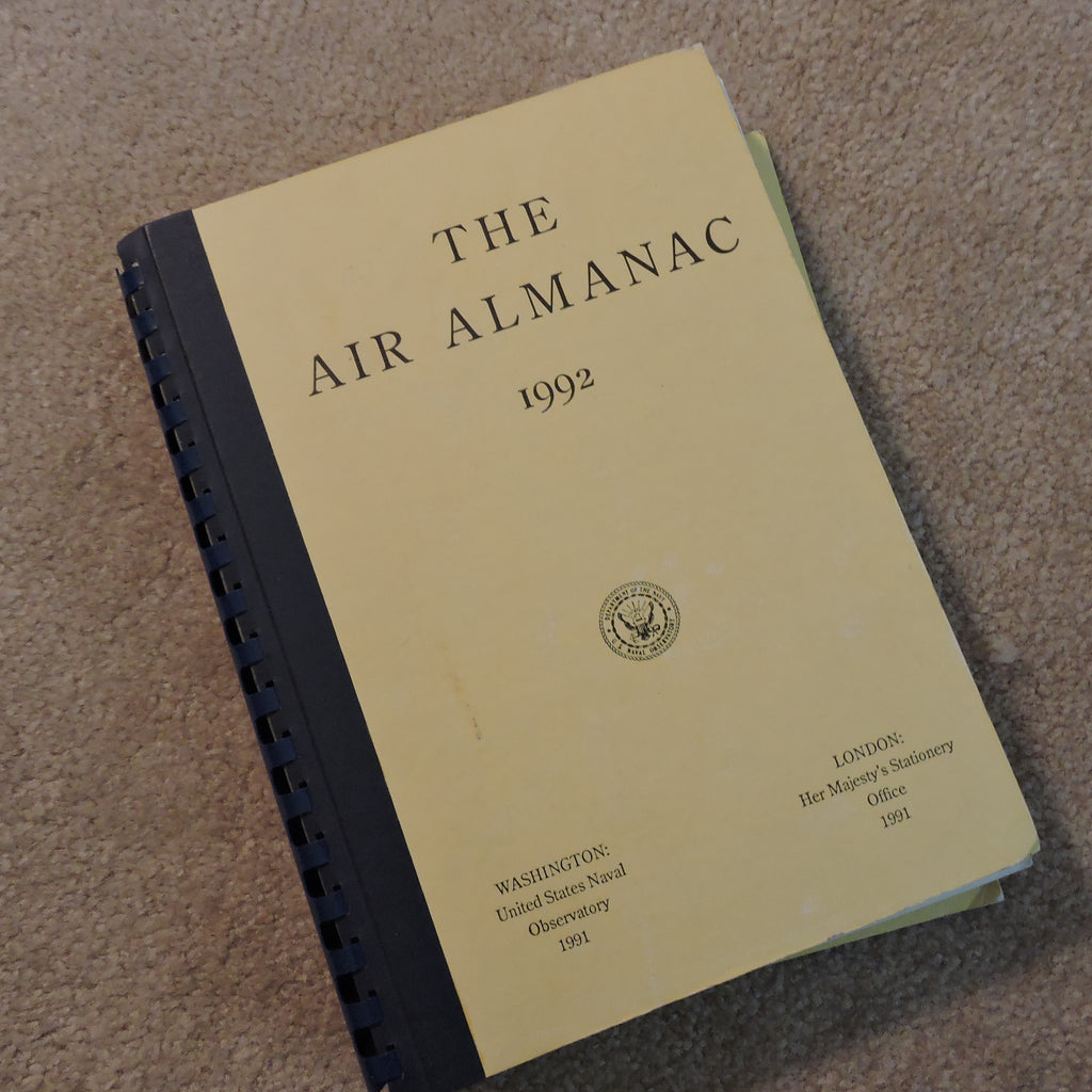 The Air Almanac 1992