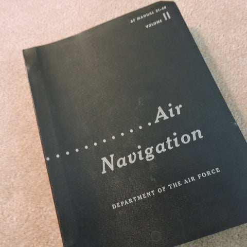 Air Navigation Vol II AF Manual 51-40 1960