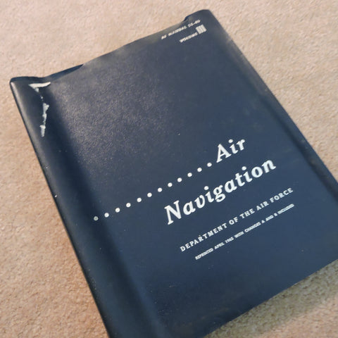 Air Navigation Vol III AF Manual 51-40 1965 AFM 51-40