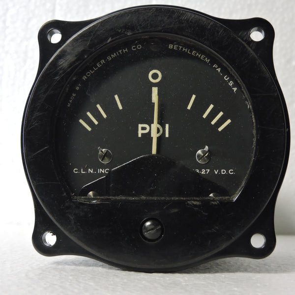 Pilot Director Indicator as used with C-1 Autopilot, WWII B-29, B-24, B-17 (A)