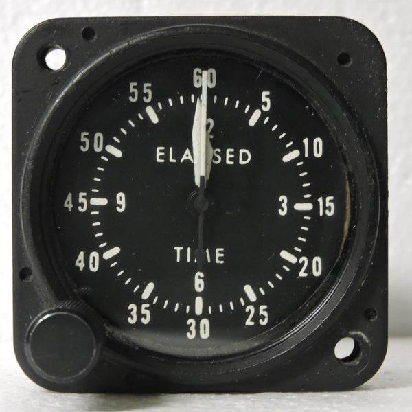 Aircraft Clock, Elapsed Time USN R88-C-374