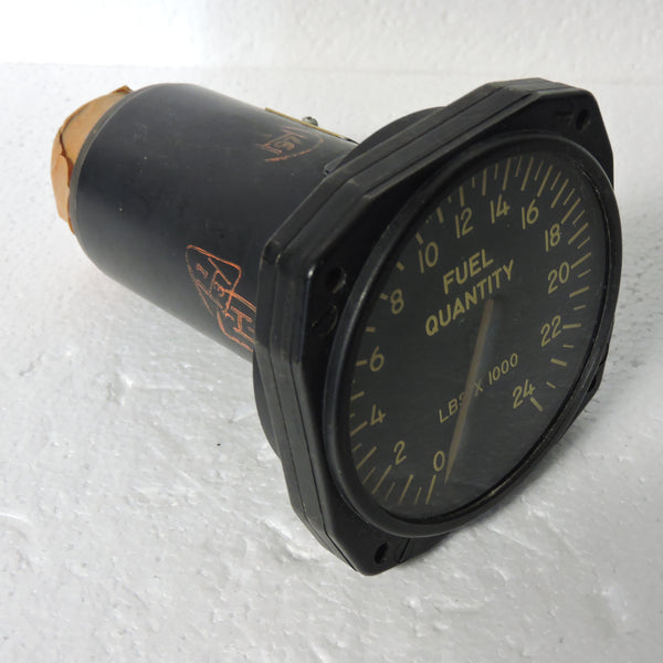 Fuel Quantity Indicator, B-47B Aft Main Tank, Minneapolis-Honeywell JG7021A23 (#1)