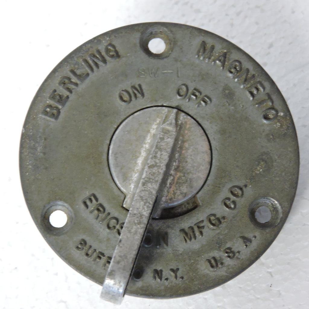Berling Magneto Switch Model SW-1