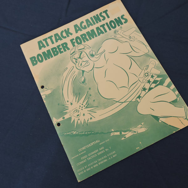 Attack Against Bomber Formations, USN Training Series No. 7, 1944