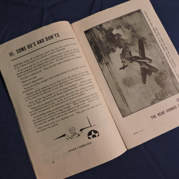 Fundamentals of Air Fighting, USAAF 1942
