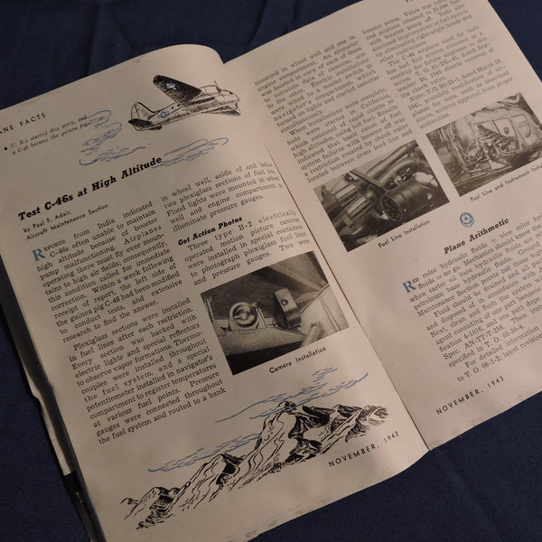 Plane Facts, Volume 1, Number 6, November 1943