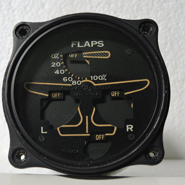 Wheel and Flap Position Indicator, Type A-2, 8DJ4PBM